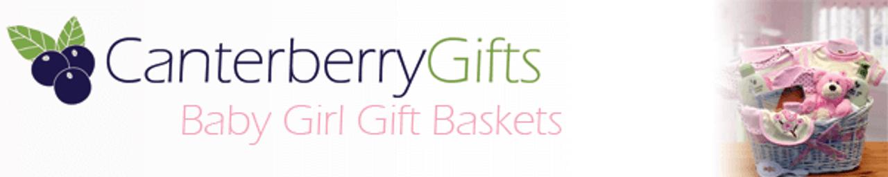 Baby Girl Gift Baskets