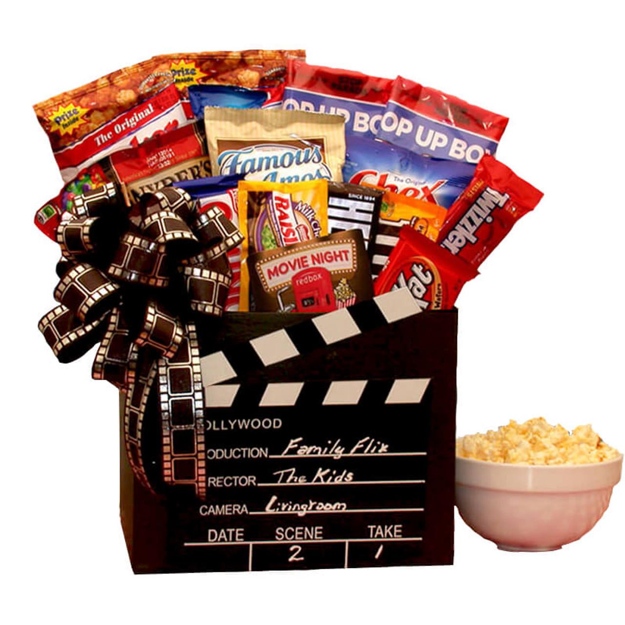Family Flix Movie Gift Box