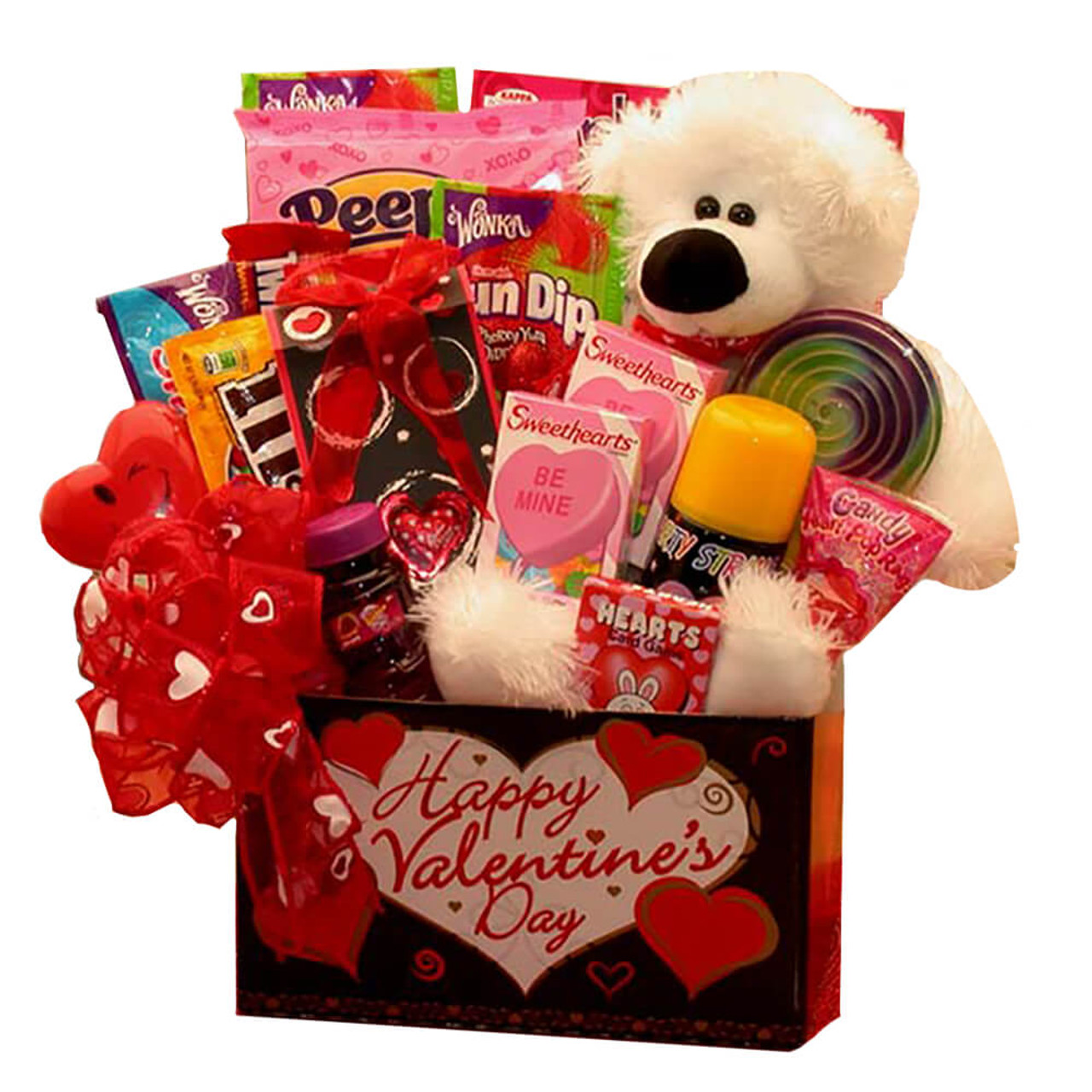 Special Hugs For You Kids Valentine Gift Box Buy Now
