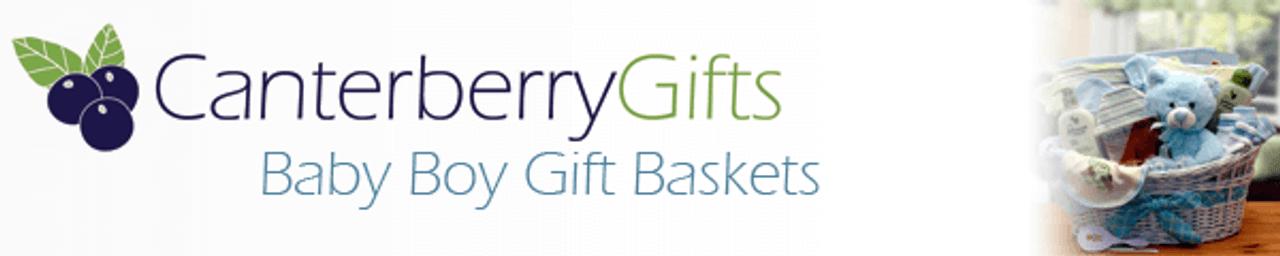 Baby Boy Gift Baskets