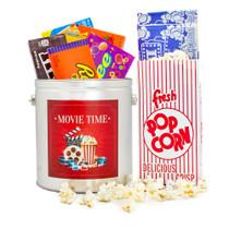 13 Festive Movie Night Gift Baskets Shop Now
