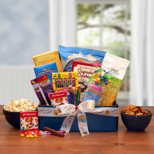 It's Time To Celebrate Birthday Gift Pack | Birthday Gift Baskets