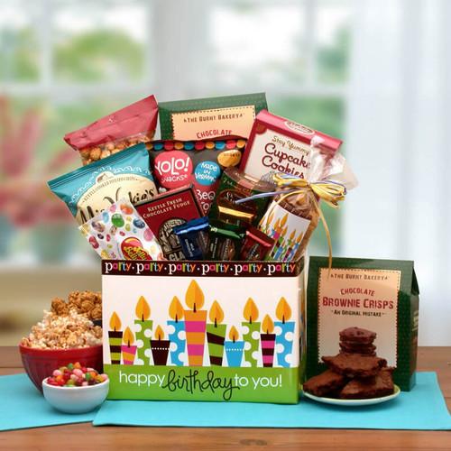 It's Your Birthday! Birthday Gift Box | Birthday Gift Baskets