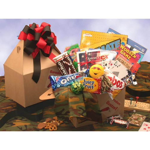 Boredom Buster Care Package| College Care Package