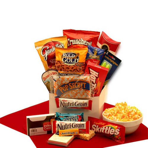 Study Snacks Care Package| College Care Package