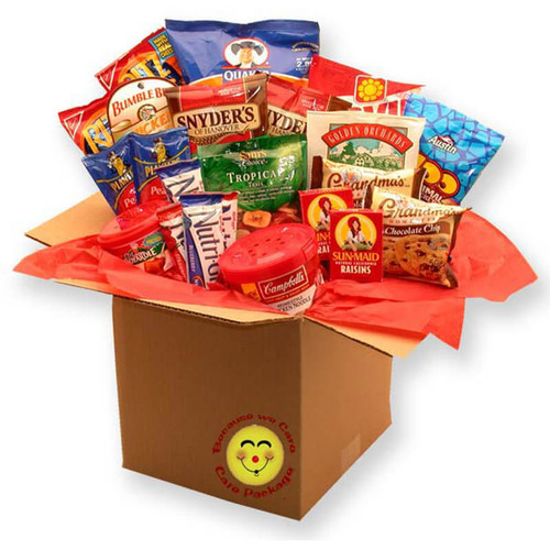 Healthy Choices Deluxe Care package | Care Packages