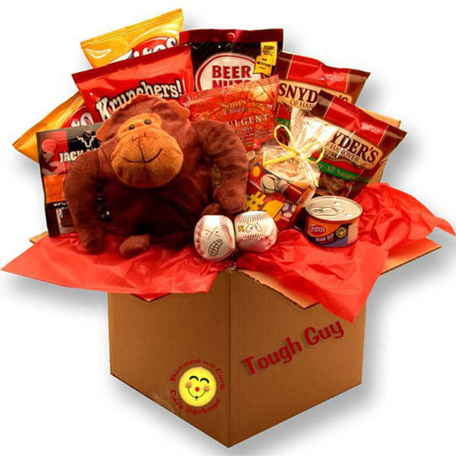Tough Guy's Snack Care Package | Care Packages