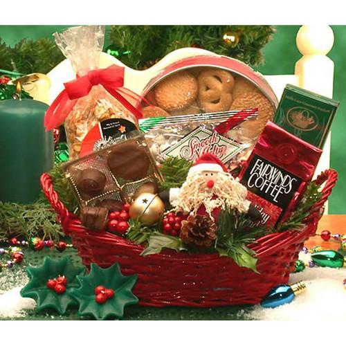 Holiday Cheer Gift Basket | Christmas Gift Baskets