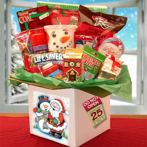 The Night Before Christmas Care Package | Christmas Gift Baskets