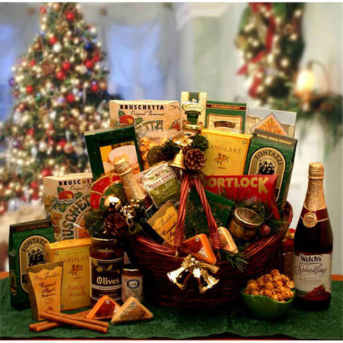 The Holiday Entertainer Gift Basket | Christmas Gift Baskets
