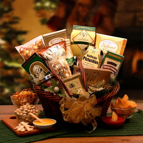 A Taste of The Holiday Season Gift Basket | Christmas Gift Baskets