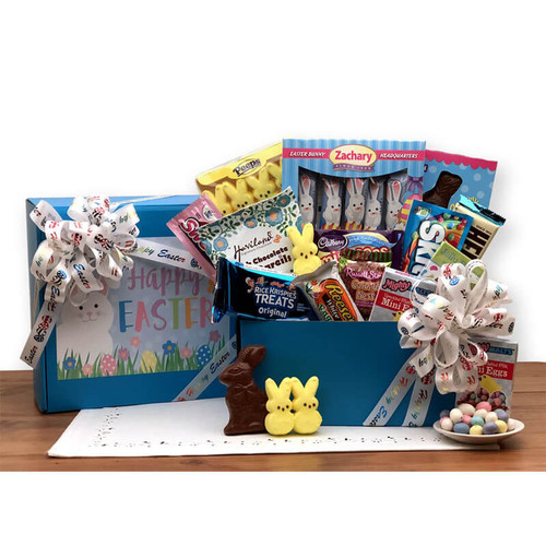 Sweet Treats Easter Care Package | Easter Gift Baskets