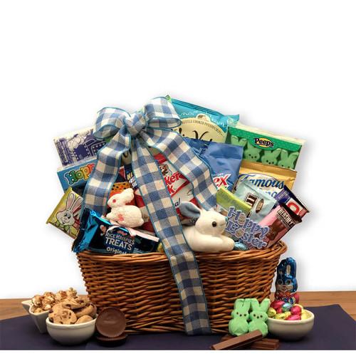 Easter Snacks Easter Gift Basket | Easter Gift Baskets