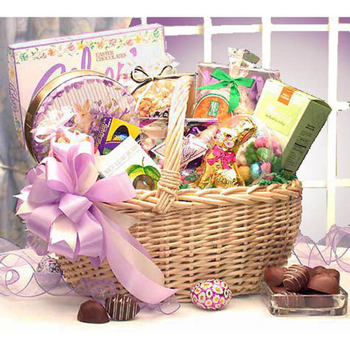Deluxe Easter Gift Basket | Easter Gift Baskets