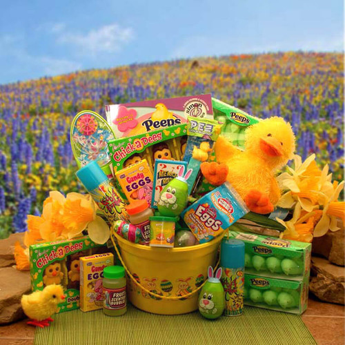 Duckadoodles Easter Fun Pail | Easter Gift Baskets