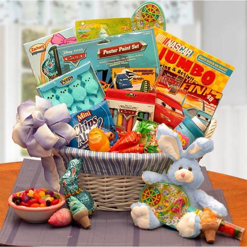 Disney Fun & Activity Easter Basket | Easter Gift Baskets