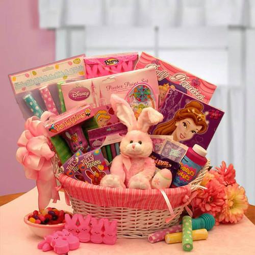 Little Princess Disney Easter Fun Basket | Easter Gift Baskets