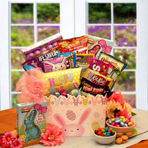 Hip Hops Easter Treats Gift Box | Easter Gift Basket