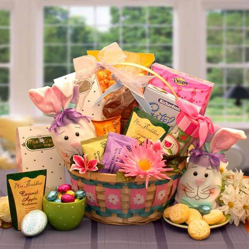 It's An Easter Celebration Sweet Treats Gift Basket | Easter Gift Baskets
