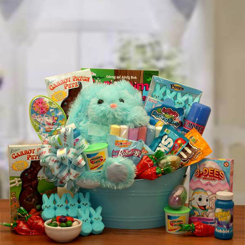 Carrot Patch Pete's Easter Gift Pail | Easter Gift Baskets