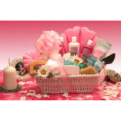 Ultimate Relaxation Spa Gift Basket | Spa Gift Baskets