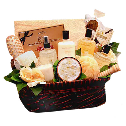 Relaxation Spa Therapy Gift Hamper | Spa Gift Baskets