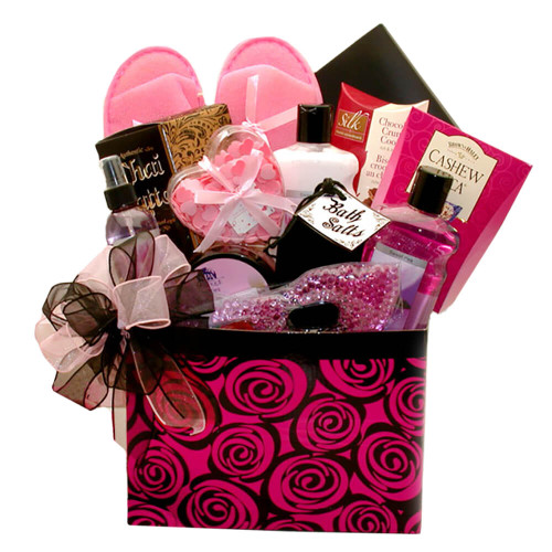 You Deserve A Spa Day Gift Box   Spa Gift Baskets