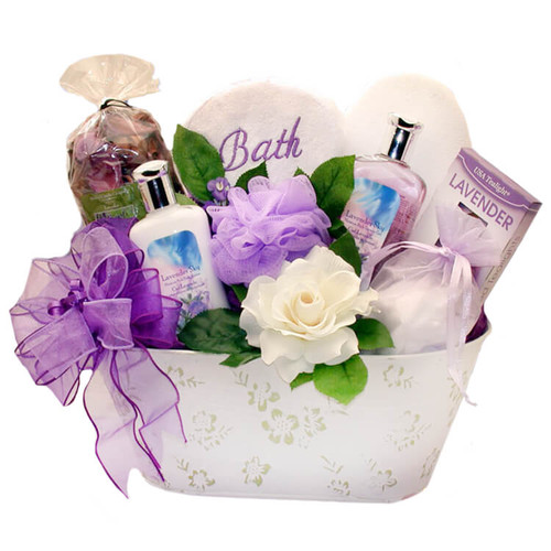 Tranquil Delights Bath & Body Gift Set | Spa Gift Baskets