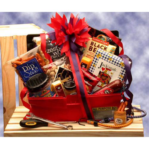 Jack of all Trades Chest | Gift Baskets For Men