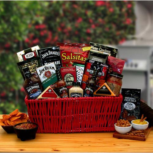Jack Danials Grillin Gift Basket | BBQ Gift Baskets