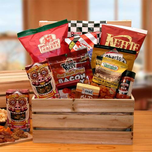 The Baconator Gift Crate