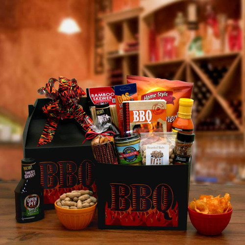 Barbecue Master Care Package | Grilling Gift Baskets