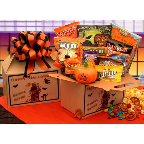 Ghoul Bites Halloween Care Package | Halloween Gift Baskets