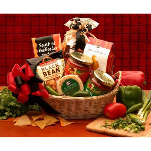Lets Spice it up! Salsa Gift Basket