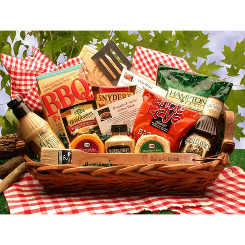 Master of The Grill Gift Basket | BBQ Gift Baskets