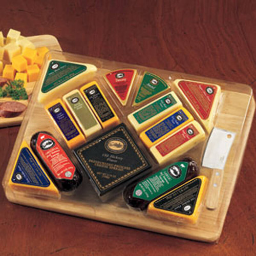 The Ultimate Gourmet Cutting Board