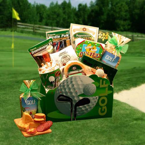 Golf Delights Gift Box | Golf Gift Baskets