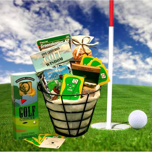 Golfer's Caddy | Golf Gift Baskets