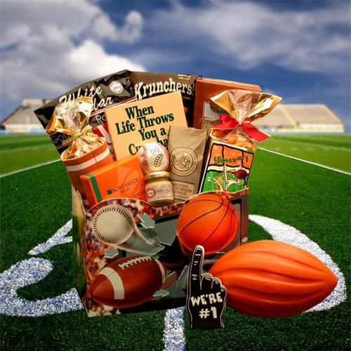 All Star Gift Box | Football Gift Baskets