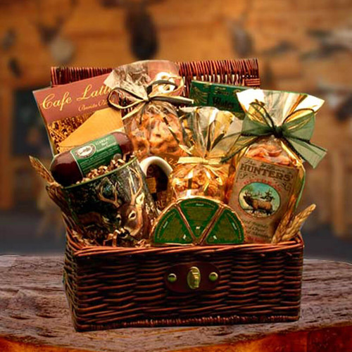 Hunters Retreat Gift Chest | Gift Baskets For Men