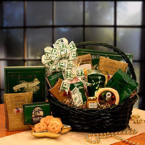 Heartfelt Thank you Gift Basket