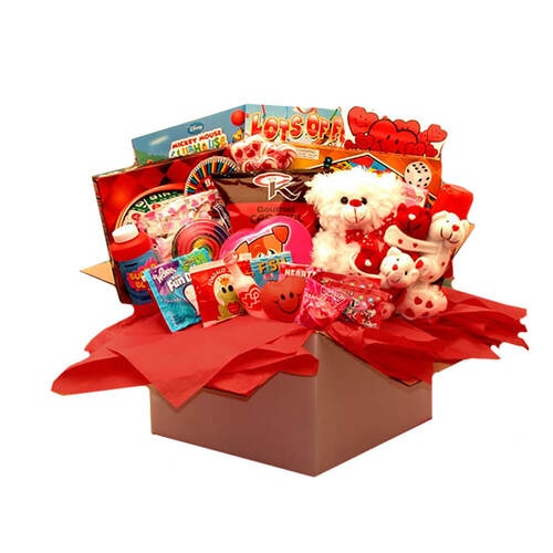My Little Sweeties Valentine Care Package   Valentine's Day Care Packages