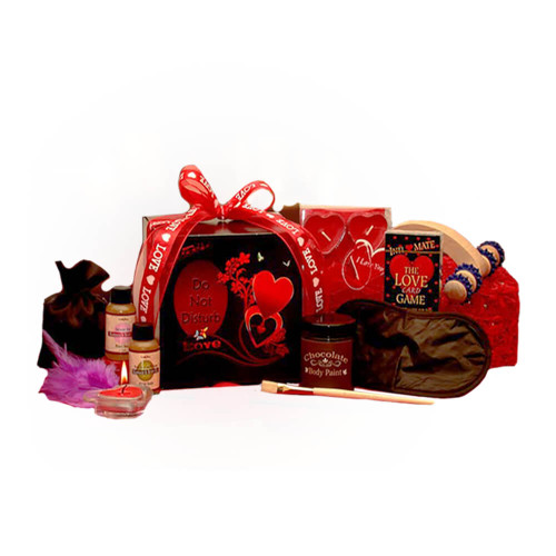 The Game of Love Romantic Care Package| Valentines Gift Baskets