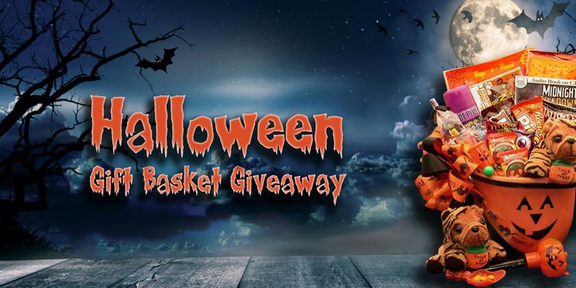 Halloween Gift Basket Winner!
