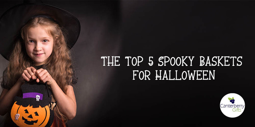 The Top 5 Spooky Baskets for Halloween