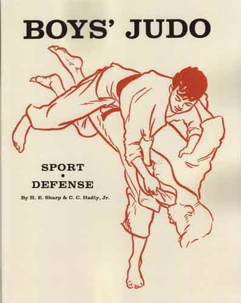 Boy's Judo Sport and Self Defense