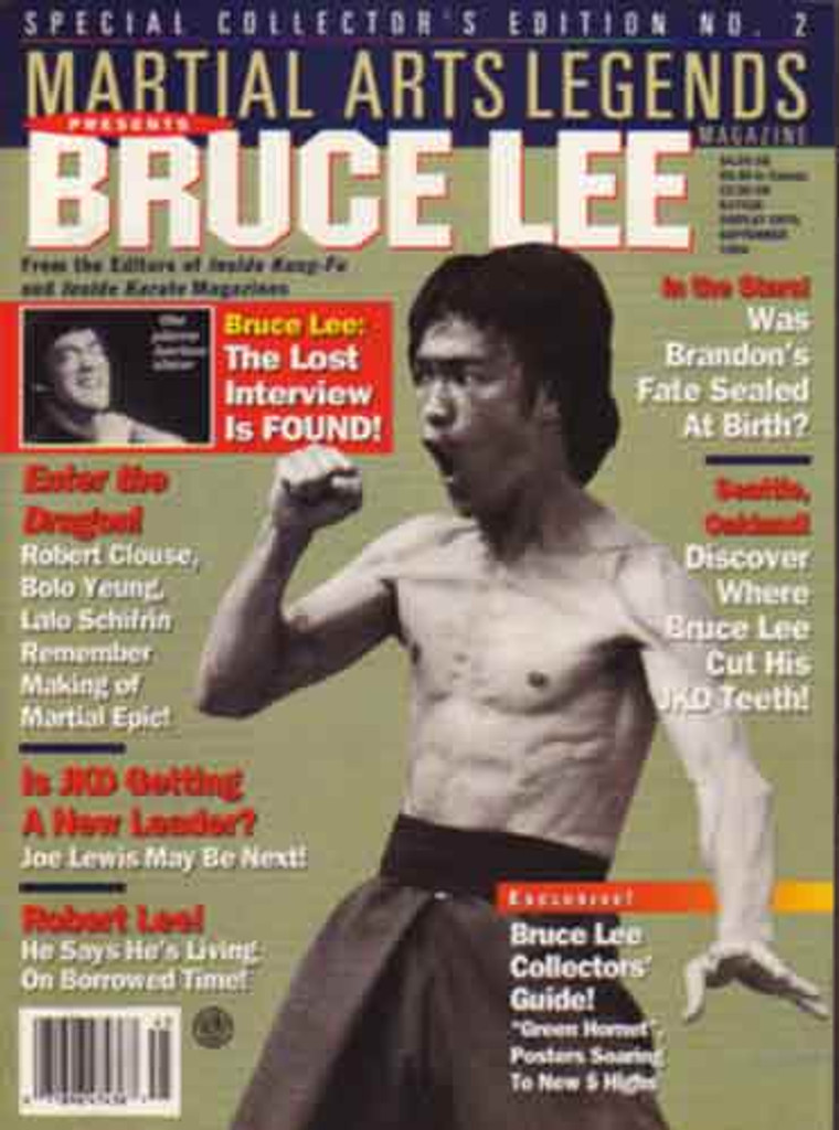 Bruce Lee Magazine Volume 2 (1994)