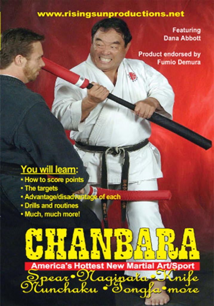 Chanbara - 3 DVD Set