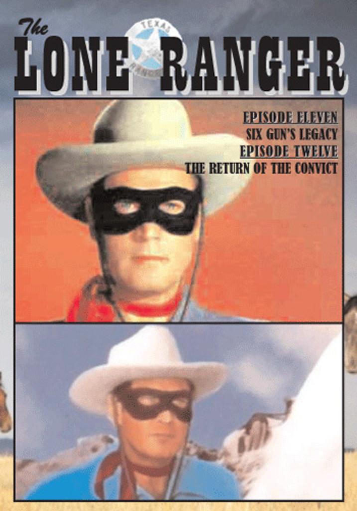 Lone Ranger Volume #6