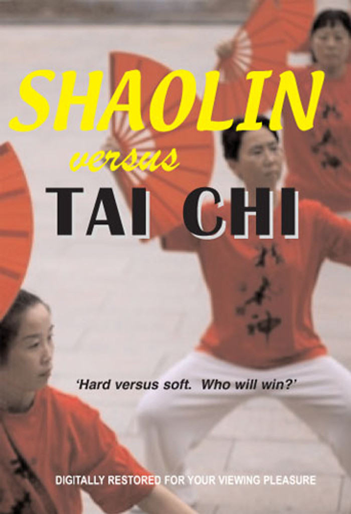 Shaolin vs Tai Chi